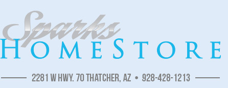 Sparks HomeStore U0026 Home Furnishings Direct   Thatcher, Cottonwood, Safford,  Sedona, Morenci, Arizona Furniture Stores